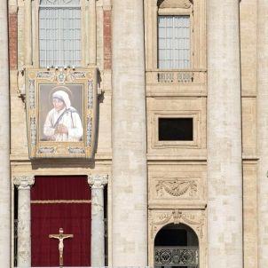 canonitzacio teresa calcuta efe