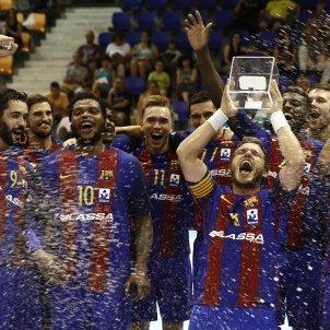 Supercopa Asobal Barça Handbol Efe