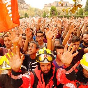 bombers sergi alcazar 3 O manifestacio referendum