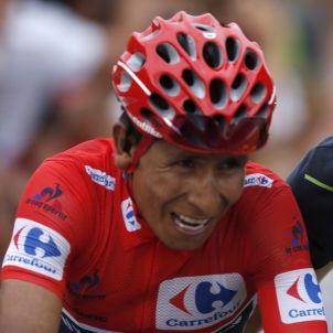 Històrica Nairo Quintana Vuelta Espanya Efe