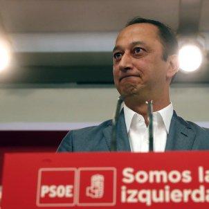 Alfonso Rodríguez Gómez de Celis psoe - efe