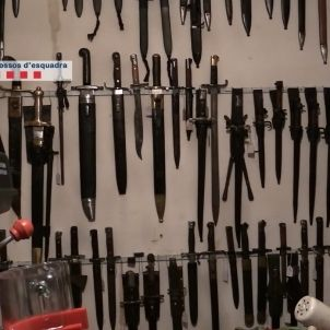 armes mossos