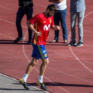 Gerard Piqué selecció espanyola Efe