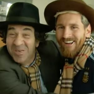 Leo Messi Mingo Captura pantalla