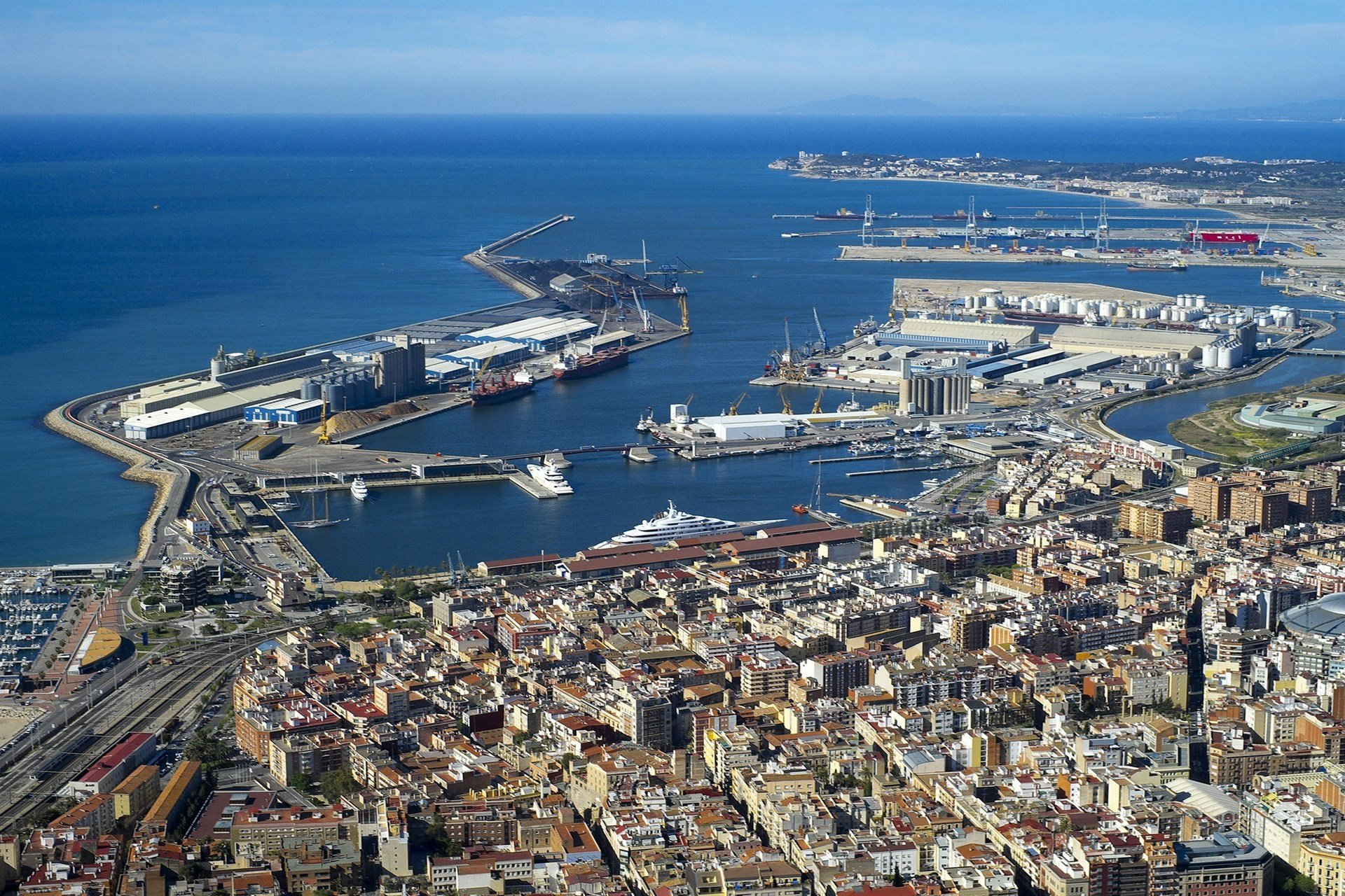port tarragona europa press