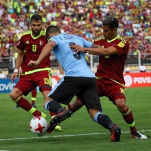 Luis Suarez Uruguai Veneçuela   EFE