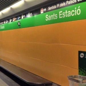 metro sants vaga