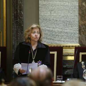 Consuelo Madrigal Fiscalia - EFE