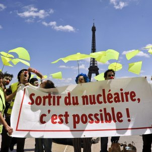 campanya internacional per abolir les armes nuclears / EFE