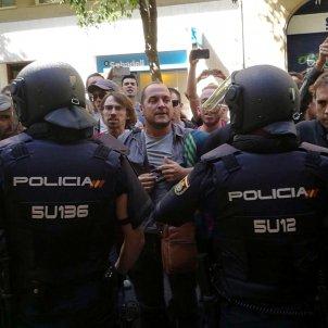 Policia Nacional seu CUP - ACN