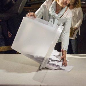 1-O referendum recompte urna papereta mesa electoral - Sergi Alcazar