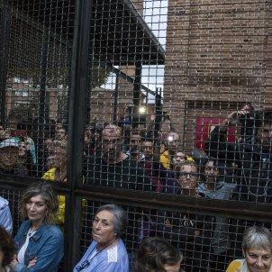 1-O referendum col·legi electoral Premia de Mar - Sergi Alcazar