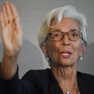 Christine Lagarde - FMI - EFE