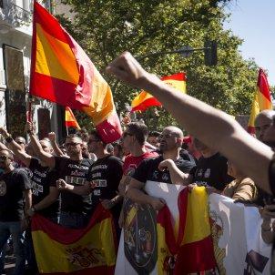 mani polis Madrid
