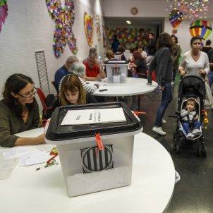 Mesa electoral referendum 1 O Sergi Alcazar 02
