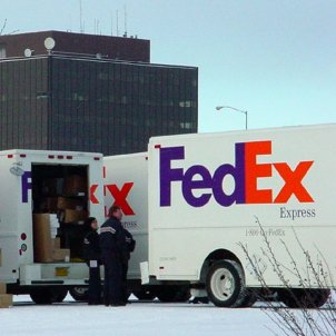 FedEx Trucks Alaska