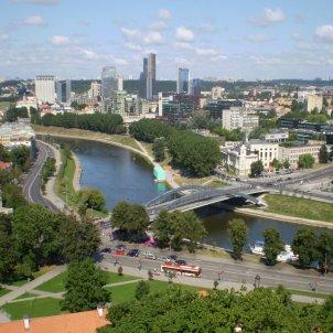Vilnius river
