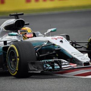 Lewis Hamilton GP Japó Fórmula 1 Efe
