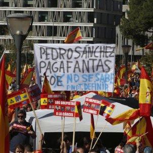 Manifestació unionista Madrid - EFE