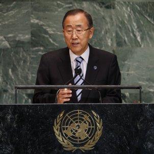 Ban Ki-Moon - ACN