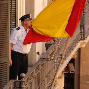 Manifestació espanyolista - Sergi Alcàzar