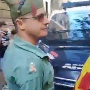 legionari manifestació espanyolista