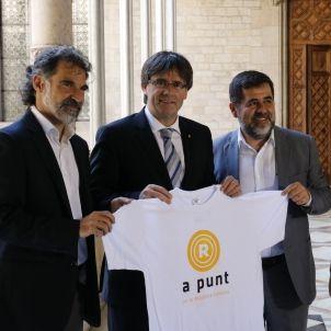 Puigdemont Samarreta Diada 11S - ACN
