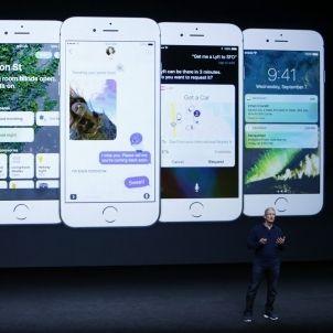 Iphone 7 - EFE