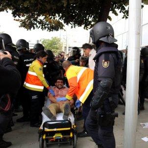 ferit repressio policial referendum acn