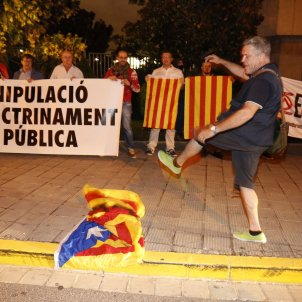 Manifestació unionista TV3 - Sergi Alcàzar