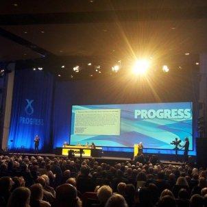 Congrés SNP Escòcia @sergimarcen