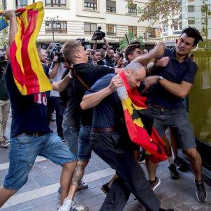 valencia manifestacio ultres - EFE