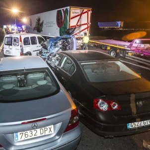 accident transit murcia - efe