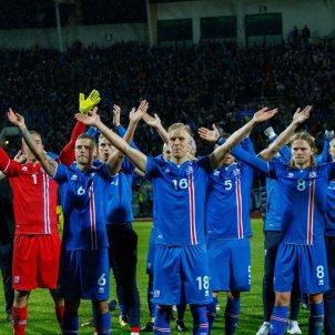Islandia Selecció EFE