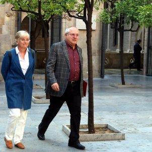 Els consellers Ponsatí i Puig arriben a Consell Executiu / ACN