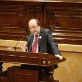 Miquel Iceta - Sergi Alcàzar