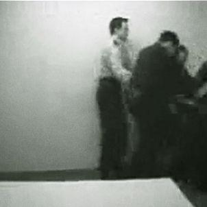 Sala de custodia de detenidos / Font: Metromuster