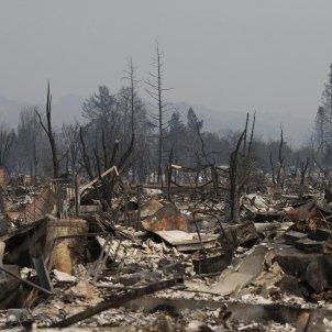 Incendi California Efe