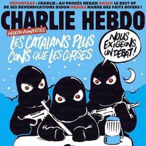 Charlie Hebdo independentisme