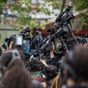 Premsa prensa camaras tv - lliure