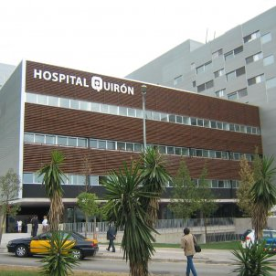 Hospital Quiron Barcelona 1
