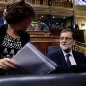 Rajoy Soraya EFE