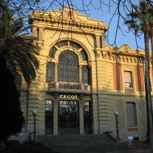 205 Institut Industrial (actual CECOT), c. Sant Pau
