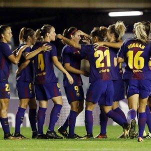 Barça Femení Avaldsnes Champions League FC Barcelona