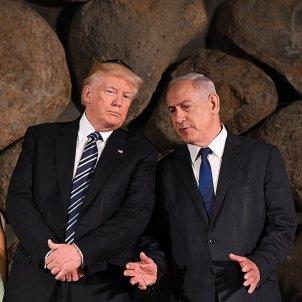 Trump Netanyahu / Viquipedia