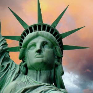 estatua libertad estados unidos pixabay