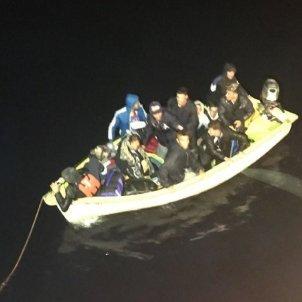 patera almeria Press   Salvamento Marítimo