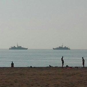 gran vaixells armada barcelona jaume costal