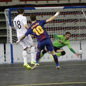 Barça Ronda Elite Futbol Sala   FCB