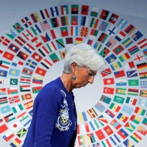 Lagarde FMI EFE